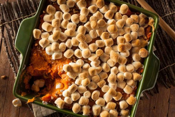 Sweet Potatoes Candied Yams
