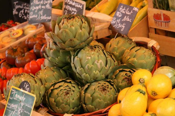 artichokes eat for health