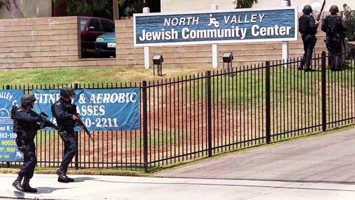 Surviving a mass shooting North Valley Jewish Community Center