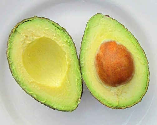 nutrition facts of avocado